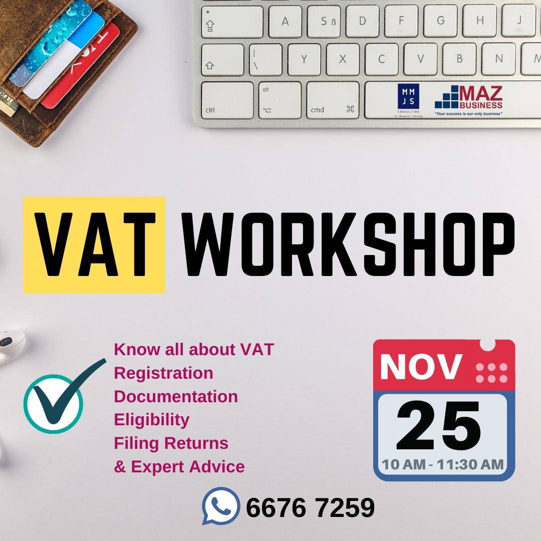 VAT in Bahrain